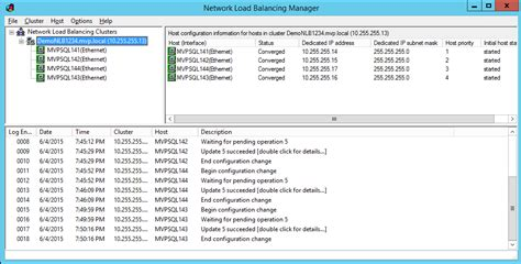 how to uninstall nlb quick create a windows server 2012 r2 network load