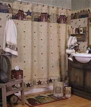 primitive curtains wholesale primitive welcome shower accessories