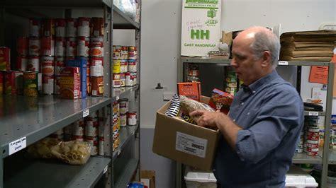 former food bank user starts community garden for food