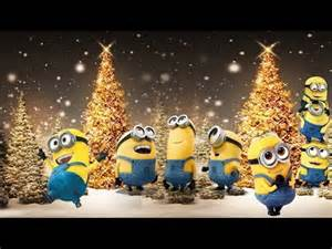 minions singing jingle bells merry christmas 2014 hd subtitles amara