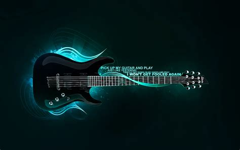 wallpaper abyss music guitar wallpaper and background 1680x1050 id 53920