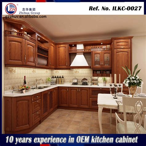wooden furniture for kitchen solid wood kitchen cabinet modular kitchen designs for
