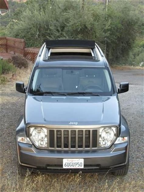 Jeep Liberty With Sky Slider For Sale Purchase Used 2012 Jeep Liberty Sky Slider Roof