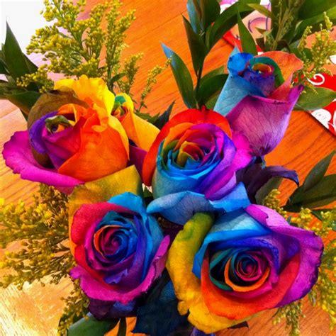 tie dye roses best valentines day everrr my