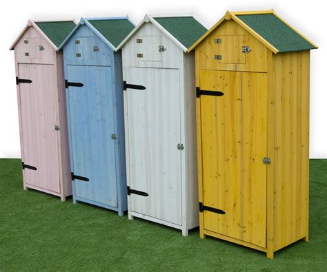 woodside wooden sentry box beach hut outdoor garden