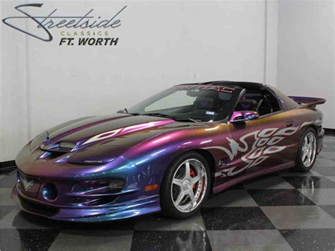 Firebird Auto by 2000 Pontiac Firebird Trans Am Ws6 For Sale Classiccars
