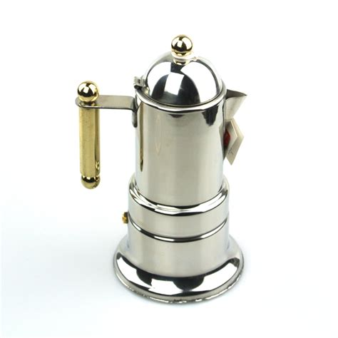 Coffee Pot Teko Kopi Espresso Pot Moka Pot Alumunium 2 Cup Ekonomis pc free shipping espresso coffee moka pot gold coated knob with espresso machines reviews