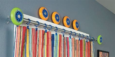 sports curtain rod 17 best images about game room ideas on pinterest how to