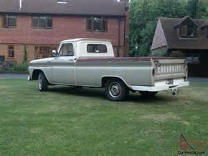 1965 chevrolet chevy c10 truck american beige