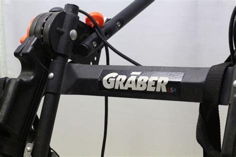 graber bike rack 2 bike graber usa ebay