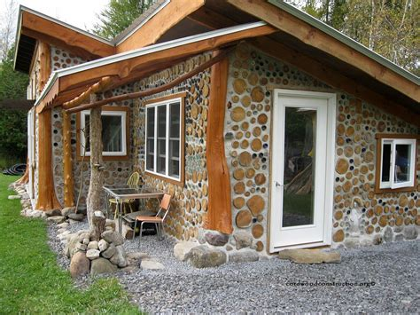 Design Your Own Earthbag Home cordwood construction by tom huber in michigan amp new york