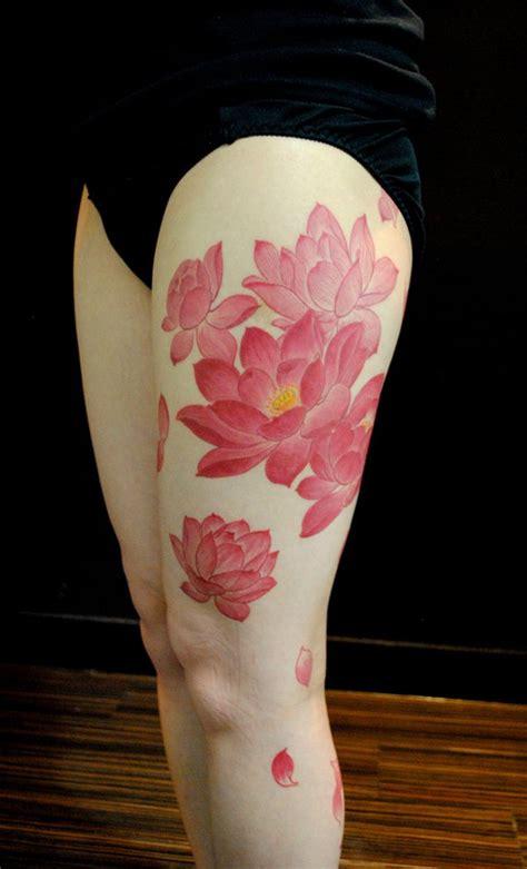 Ballard Designs Art 65 beautiful flower tattoo designs art and design