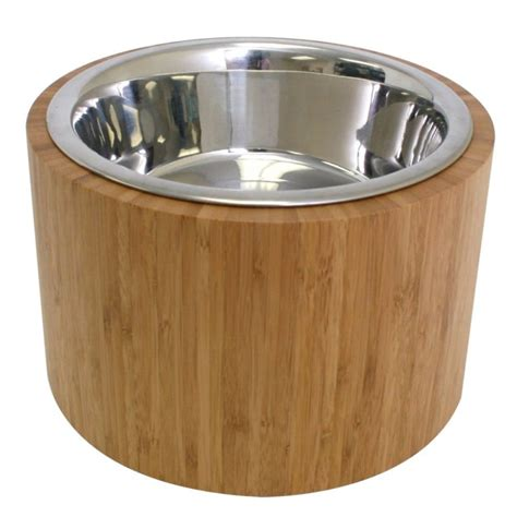 Pet Feeding Vessel Bowl raised bowls that will elevate your s food and your style offbeat home