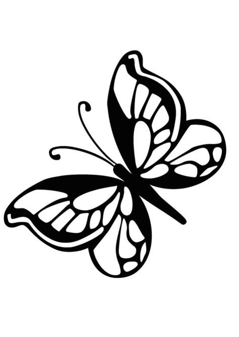 imagenes de mariposas moldes imagenes mariposas infantiles images
