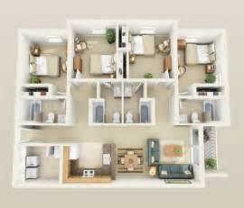 Laundromat Floor Plan Parents Sunchase Jmu Apartments For Rent