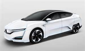 Honda Fuel Cell Honda Fuel Cell Vehicle Fcv Gets Updated Arrives In