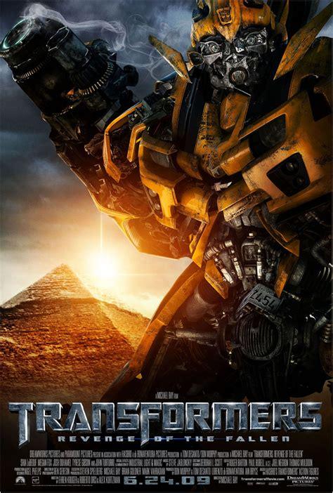transformers revenge of the fallen transformers the revenge of the fallen movie posters