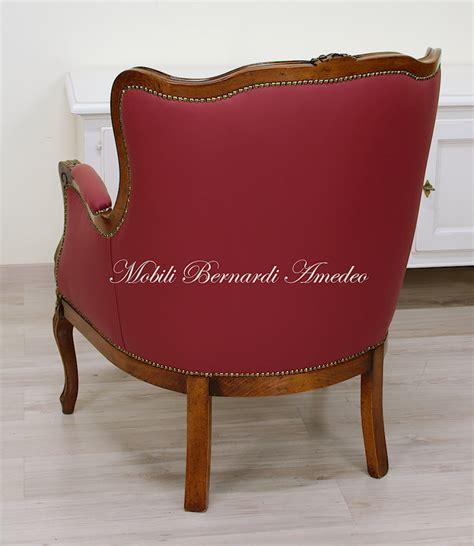 poltrona bergère poltrone classiche 3 sedie poltroncine divanetti