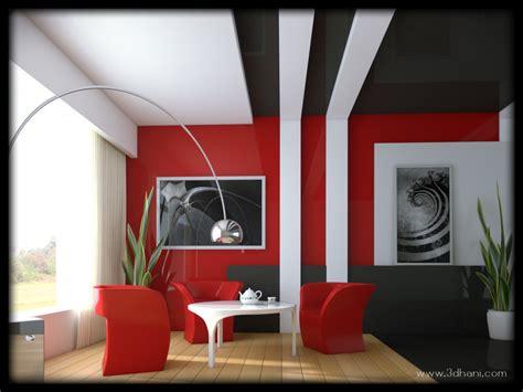 decorar salon blanco y rojo ideas para decorar con el color rojo tus habitaciones