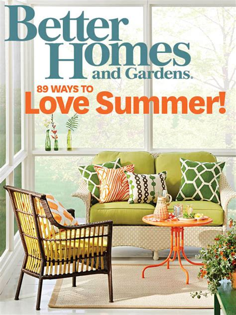 better homes and gardens homes home garden magazine canada garden ftempo