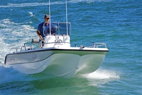westerncraft whaler boats ocean whaler 565 review trade boats australia