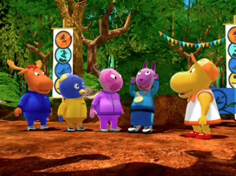 Backyardigans Voices Image World Race Cast Jpg The Backyardigans Wiki