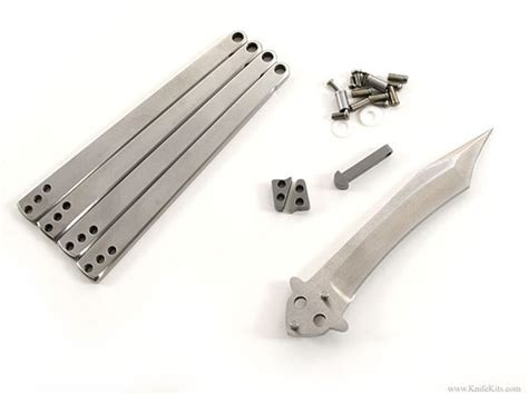 custom balisong butterfly knives butterfly knife parts