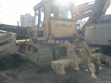 caterpillar d6d used bulldozer crawler dzoer china