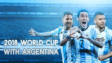 2018 world cup fifa 16 2018 world cup w argentina