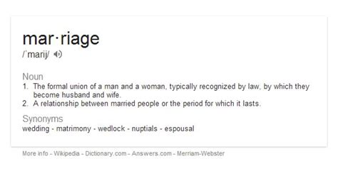Repicar definition of marriage