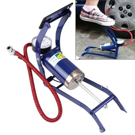 Foot Inflator portable foot inflator air for vehecle car motorcycle