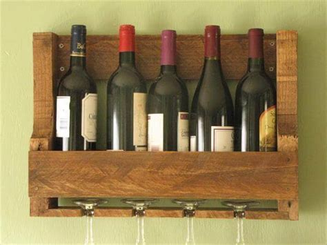 How To Make A Wine Rack From Pallets by Recycled Pallet Wine Rack 101 Pallets