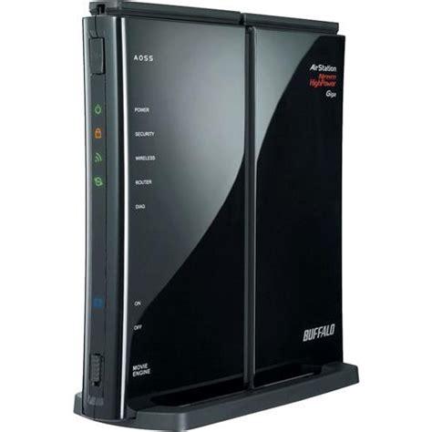 buffalo wzr hp g300nh router n buffalo airstation nfiniti wireless n high power wzr hp g300nh