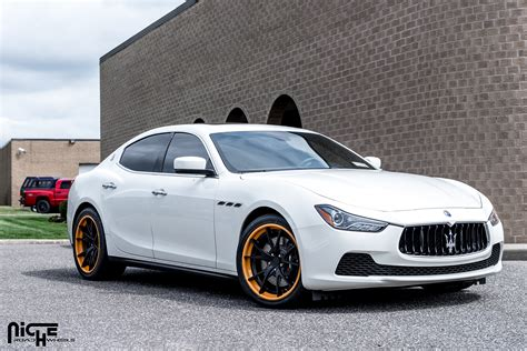 Wheels Maserati by Maserati Ghibli Custom Wheels Niche St 252 Ttgart 20x9 0 Et