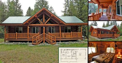 a must is a wrap around deck interior or exterior decor splendid log home wrap around deck for 30 000 with must