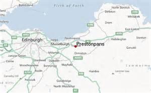 Prestonpans location map east lothian scotland united kingdom