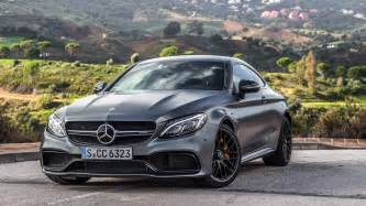 mercedes amg c63s coupe in selenite grey pics page 7