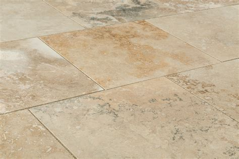 kesir travertine tiles honed and filled mina rustic 18 quot x18 quot x1 2 quot