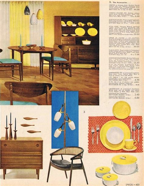 atomic home decor 119 best images about the mid century mail order home on