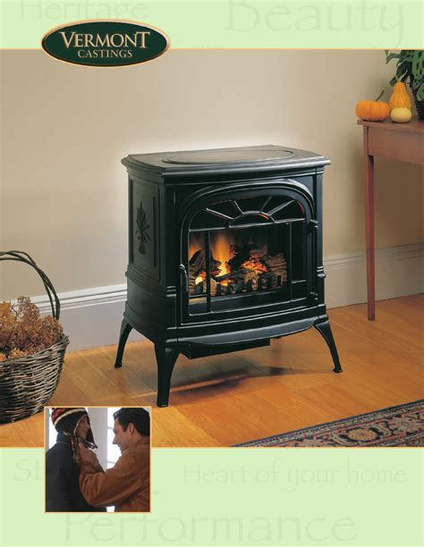 vermont cast iron electric fireplace electric fireplace heat