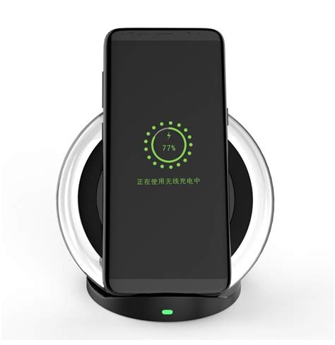 Fast Charging Wireless Charger Samsung Galaxy S8 Plus Note 8 Origin qi wireless charger fast charger holder for samsung galaxy s8 plus s6 edge plus s7 s7 edge