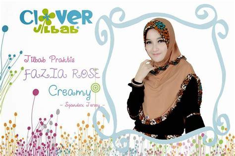 Clover Clothing Jilbab Praktis Dotty Jumbo jilbab praktis bergo clover distributor clover clothing