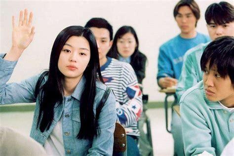 film drama korea my girl my sassy girl korean movie 2001 엽기적인 그녀 hancinema