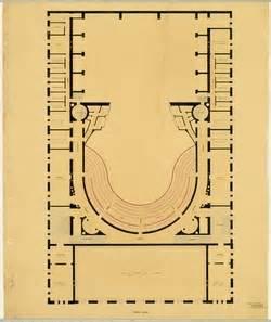sound academy floor plan aia collection athenaeum of philadelphia philadelphia