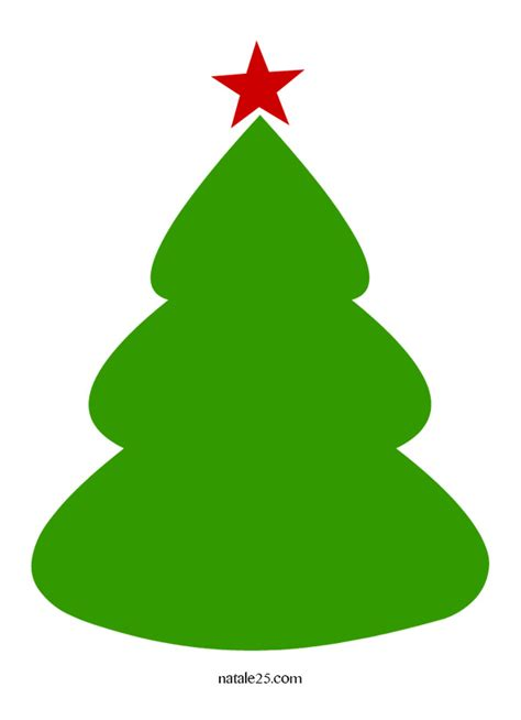 clipart albero di natale albero di natale clip natale 25