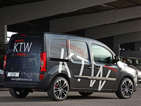 MERCEDES CITAN tuned by KTW