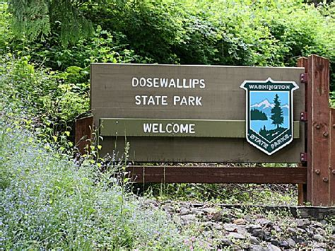 Dosewallips State Park Cabins by Driving Directions To Dosewallips State Park Cground A
