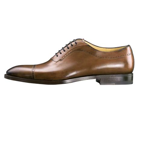 oxford cap toe shoes santoni shoes radcliffe cap toe bal oxford