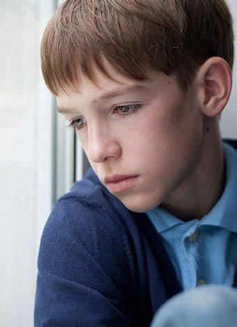 imagenes de jovenes tristes la depresi 243 n infantil
