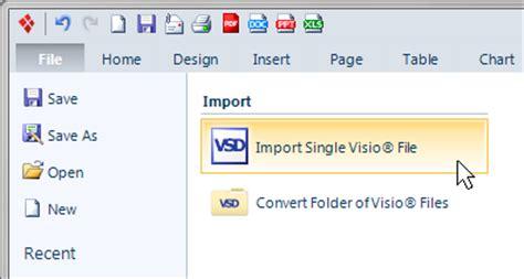 convert smartdraw to visio free visio converter visio import filter smartdraw